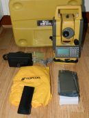 TOPCON TOTAL STATION GTS105N
